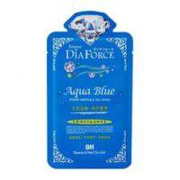 Rearar Agua Blue Hydro Ampoule Gel - Гидрогелевая маска для лица с морскими водорослями