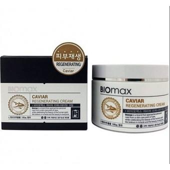 Biomax Caviar Regenerating Cream - Крем восстанавливающий с экстрактом икры