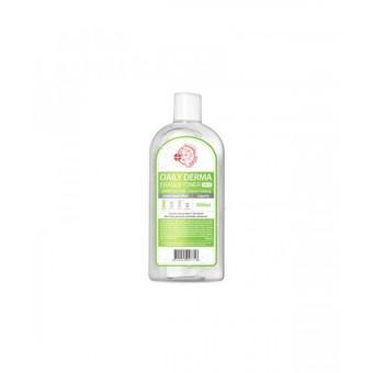 Nightingale Daily Derma Eraser Toner Mild (Lemon/Tea Tree) - Тоник мягкий очищающий для ежедневного применения