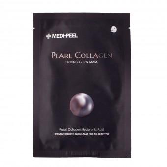 Medi-Peel Pearl Collagen Firming Glow Mask - Маска разглаживающая с жемчугом и коллагеном