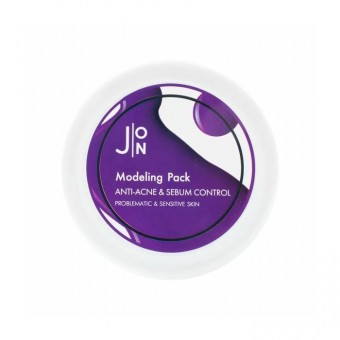 J:on Anti-Acne & Sebum Control Modeling Pack - Маска альгинатная анти-акне и себум контроль