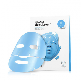 Dr.Jart+ Rubber Mask Moist Lover - Моделирующая маска для глубокого увлажнения