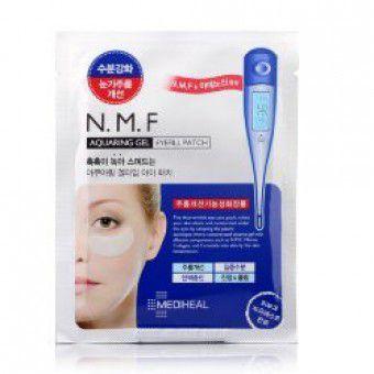 Mediheal N.M.F Aquaring Gel Eyefill Patch - Гидрогелевая маска с N.M.F. для кожи вокруг глаз