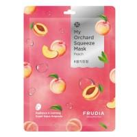 My Orchard Squeeze Mask Peach - Маска тканевая питательная с персиком