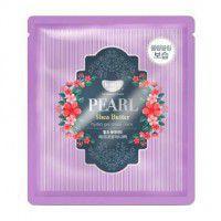 Pearl & Shea Butter Hydro Gel Mask Pack - Гидрогелевая маска для лица с маслом ши и жемчужной пудрой