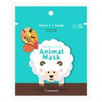 Animal Mask Series (Sheep) - Веселая тканевая маска-мордочка (Овечка)