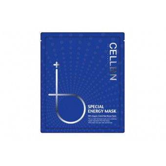 Cellbn Special Energy Mask - Энергетическая маска для питания и увлажнения зрелой и уставшей кожи лица
