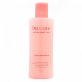 Deoproce Essential Skin Softener - Питательный софтнер для лица
