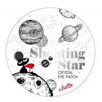 Shooting Star Crystal Eye Gel Patch White - Тающие прозрачные гидрогелевые патчи для моментального увлажнения