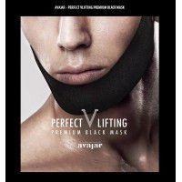 Perfect V Lifting Premium Black Mask - Мужская лифтинговая маска