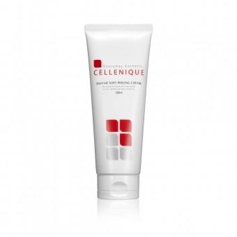 CELLENIQUE Enzyme Soft Peeling Cream - Мягкий ферментный энзимный крем-пилинг