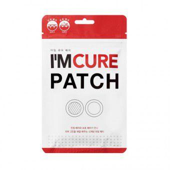 Karatica I'm Cure Patch - Патчи точечные для проблемной кожи 2в1