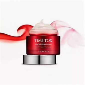 Berrisom Timetox Revitalizing Cream - Крем для лица антивозрастной