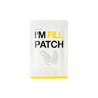 Karatica I'm Fill Patch - Патчи гидрогелевые с микроиглами из гиалуроновой кислоты и аргирелина