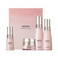 Mervie Actibiome Skin Care 3 Set - Набор для лица с пробиотиками