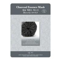 Charcoal Essence Mask - Маска тканевая с древесным углем