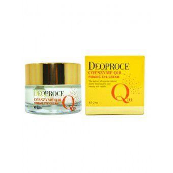 Deoproce Coenzyme Q10 Firming Eye Cream - Крем для глаз укрепляющий