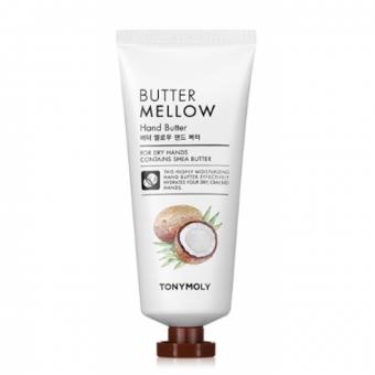 TonyMoly Butter Mellow Hand Butter - ультра увлажняющее масло для рук