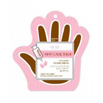 Mijin Premium Hand care pack - Маска для рук