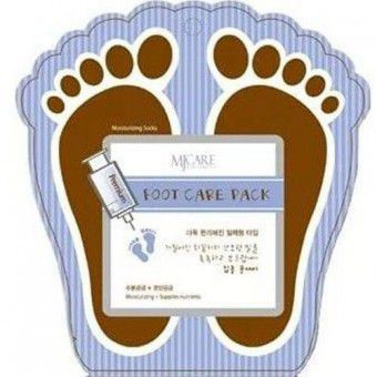 Mijin Premium Foot care pack - Маска для ног