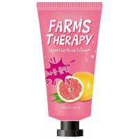 "Farms Therapy Sparkling Hand Cream (Grapefruit) - Крем для рук ""Грейпфрут"""