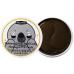 Milatte Fashiony Black Pearl Gold Hydrogel Eye Patch - Патчи для кожи вокруг глаз с черным жемчугом и золотом