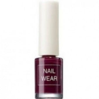 The Saem Nail Wear 93.Retro purple - Лак для ногетй