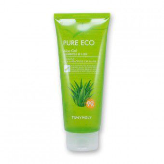 TonyMoly Pure Eco Aloe Gel 2 -  Гель Алоэ