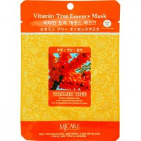 Vitamin Tree Essence Mask - Маска тканевая c облепихой