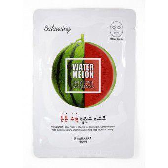 Welcos Kwailnara Watermelon Balancing Facial Mask - Маска для лица (Арбуз)