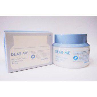 TonyMoly Dear-me Waterful Cream - Увлажняющий крем для лица
