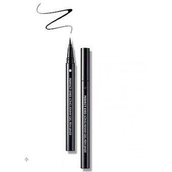 TonyMoly Perfect Eyes Long Kinny Gel Pen Liner 01 - Гелевая подводка для глаз черная