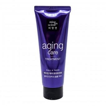 Mise-en-Scene Aging Care Treatment - Антивозрастная маска для волос