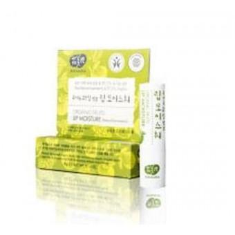 Whamisa Organic Fruits Lip Moisture (Natural Fermentation) - Бальзам для губ на основе фруктовых ферментов