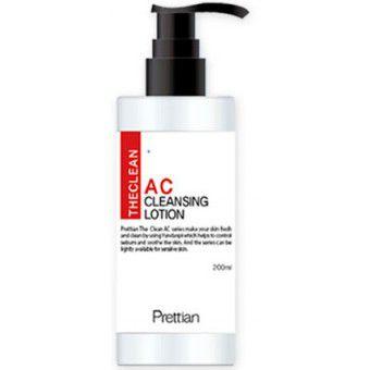 Prettian The Clean AC Cleansing Lotion - Очищающий лосьон для проблемной кожи