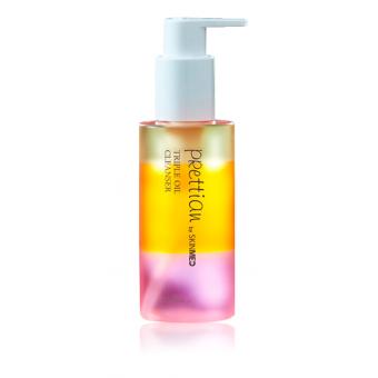 Prettian Triple Oil Cleanser Vita Fresh - Трехфазное гидрофильное масло