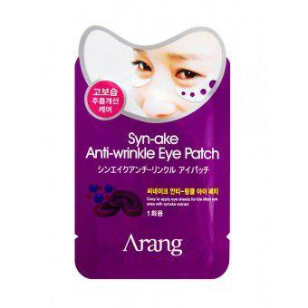 Arang Syn-Ake Anti-wrinkle Eye Patch - Маска-патч под глаза с экстрактом змеиного яда антивозрастная