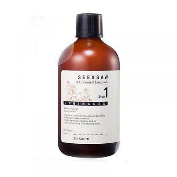 Купить See & Saw A.C Control Emulsion - Эмульсия для проблемной кожи, The Saem