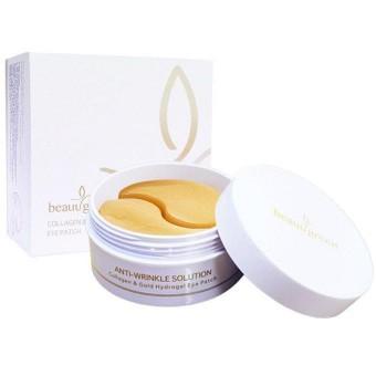 BeauuGreen Collagen & Gold Hydrogel Eye Patch (Standart) - Гидрогелевые патчи для глаз c коллагеном и коллоидным золотом