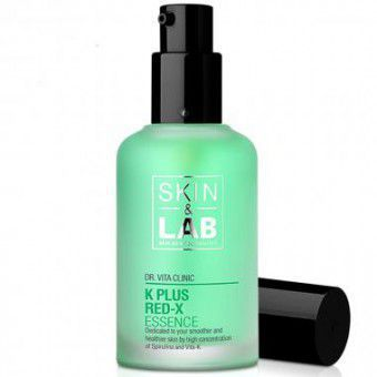 Skin & Lab Dr.Vita Clinic K Plus Red-X Essence - Эссенция с витамином К для устранения дефектов кожи