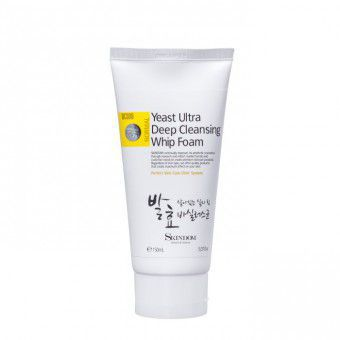 Skindom Yeast Ultra Deep Cleansing Whip Foam - Пенка для сверхглубокой очистки дрожжевая