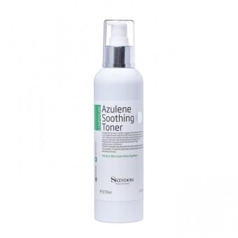 Skindom Azulene Soothing Toner - Тоник успокаивающий с азуленом