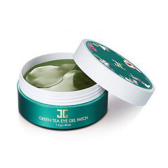 JayJun Green Tea Eye Gel Patch - патчи под глаза с зеленым чаем