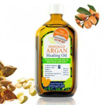 IPSE Nature Morocco Argan Magic Oil - Масло Арганы Марокканской для волос, тела и ногтей