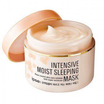 IPSE Hydrogen Intensive Moist Sleeping Mask - Ночная маска для лица экстра-увлажняющая