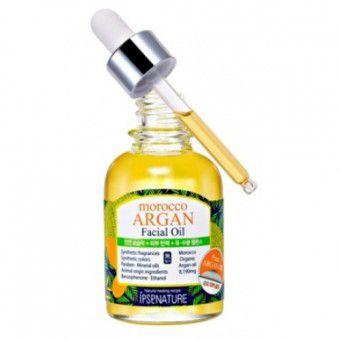 IPSE Nature Morocco Argan Facial Oil - Масло Арганы Марокканской для лица