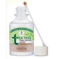 Nature Tea Tree Magic Blemish Powder - Успокаивающая пудра с экстрактом чайного дерева