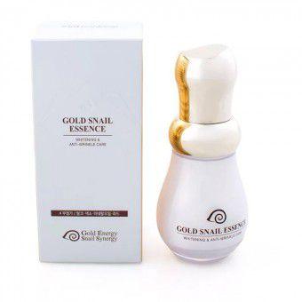 J&G Cosmetics Gold Snail Essence - Эссенция для лица с золотом и слизью улитки