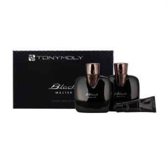 TonyMoly Black Master Homme Skin Care Set - Набор мужской