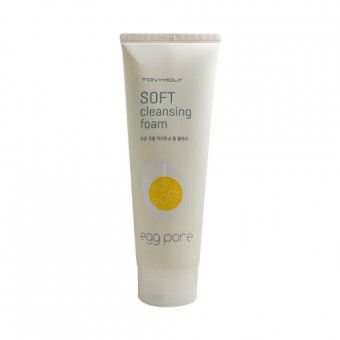 Egg Pore Soft Cleansing Foam